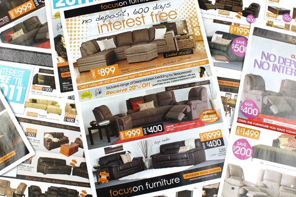 Focus On Furniture Catalogue